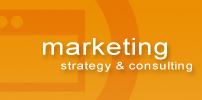 Marketing - strategy & consulting